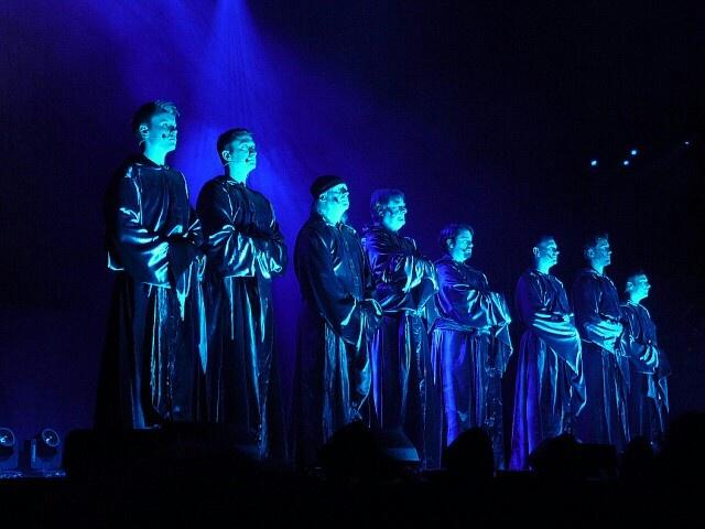 Gregorian 2013 - Meistersingerhalle in Nürnberg ( Epic Chant Tour )