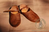 Shoes - Medieval Market, leather woman shoes type1