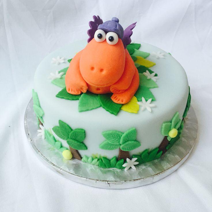 Der kleine Drache Kokosnuss Torte                                                                                                                                                                                 Mehr