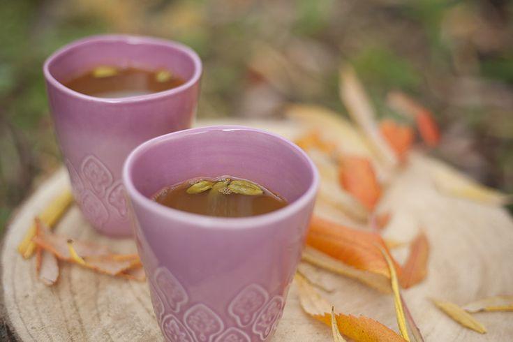 rozgrzewająca herbata zkurkumy