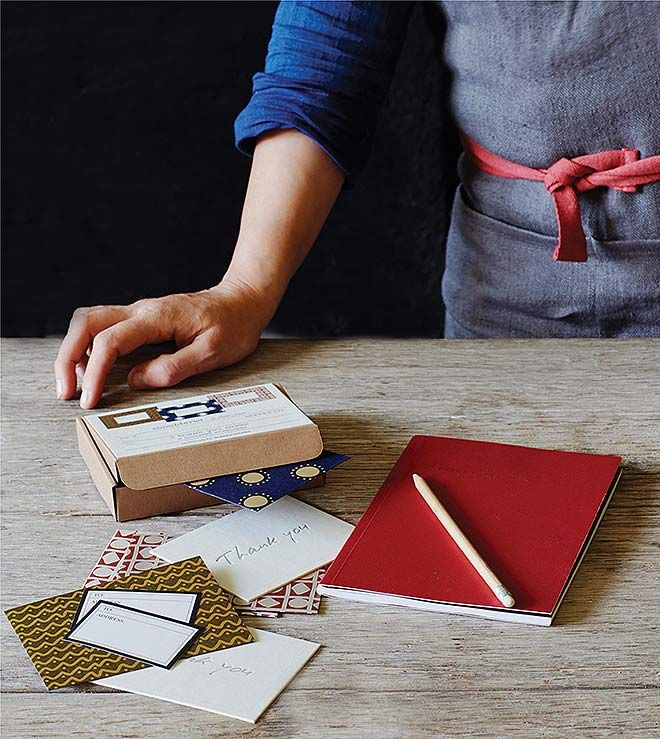 Helen James stationery collection