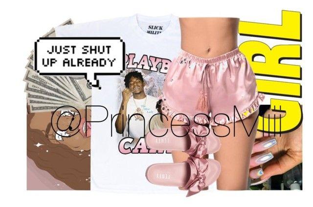 """Playboy Cartiiii  😉"" by princess-miiii ❤ liked on Polyvore"