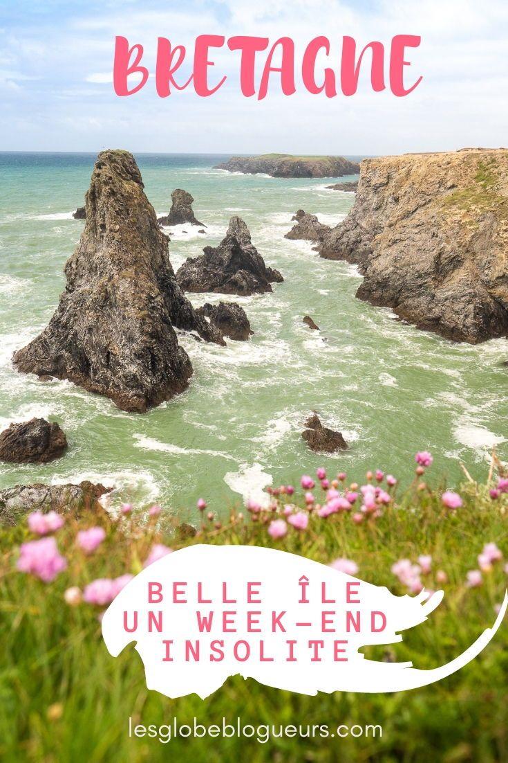 Week End A Belle Ile En Mer En Van Que Faire Que Voir Belle