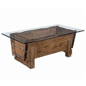 Kinkaid Water Trough Coffee Table NFM For The Home Pinterest