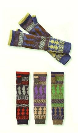 moomin Gloves. MOOMIN × シロップby FELISSIMO (Company of mail order). Kawaii girlish style. Sweet girl fashion.