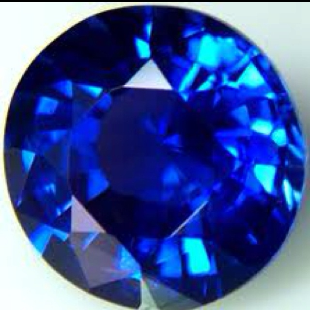 Blue Stone The Safire Is September S Birthstone For Virgo And Libras Cold As Ice Pinterest Shire
