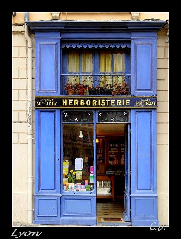 Herboristerie lyonnaise - Lyon, Rhône-Alpes