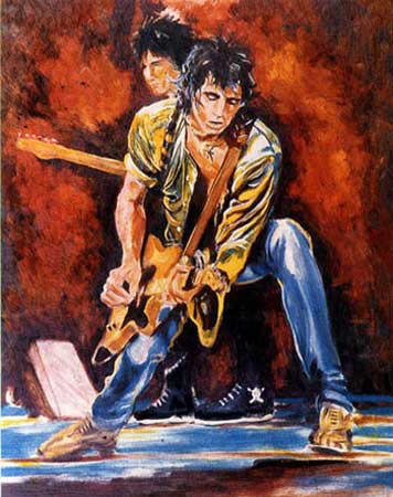 Keith and Ronnie on Stage - RARE EDITIONRonnie Keith, Ronnie Wood, Stones Art, Keith Richards, Ron Wood Art, Keith Ronnie, Rolls Stones, Rolling Stones, Por Ronnie
