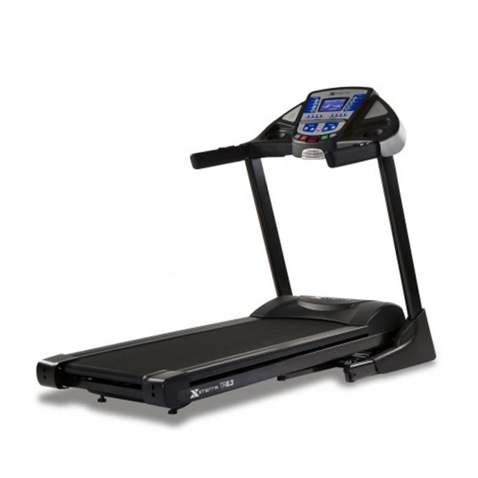 Buy Xterra Commercial Motorised Treadmill TR 6.3 Commercial online at best price in India. Best Xterra treadmill gym equipment. Shop home and commercial treadmills / running machine. Magnus fitness world are commercial treadmill supplier.