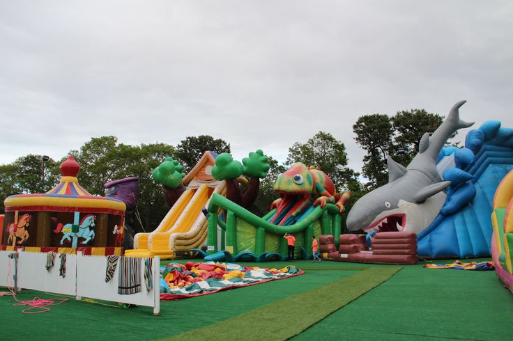 Superb Cape Cod Kids Part - 12: SO Much Fun At The Cape Cod Inflatable Park. A Must See For The Kids On Or  Visiting The Cape. Located In Yarmouth. Http://www.capecodinflatableparu2026
