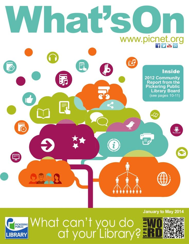 What's On @ Pickering Public Library Jan - May 2014 by Pickering Public Library via slideshare