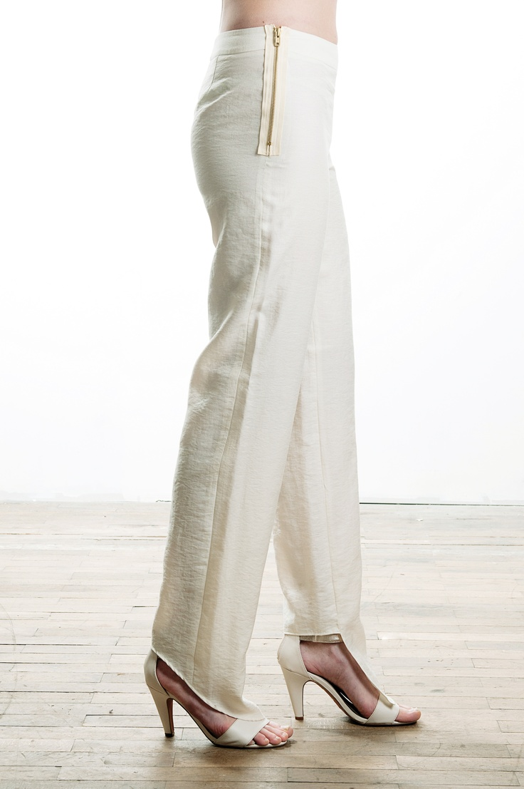 assymetrical lower part trousers, spring / summer 2013  69€