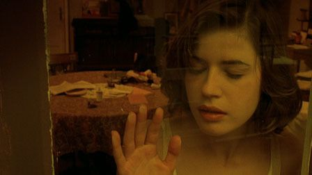 The Double Life of Véronique |  Krzysztof Kieślowski | a ravishing, mysterious rumination on identity, love, and human intuition. Irène Jacob is incandescent as both Weronika, a Polish choir soprano, and her double, Véronique, a French music teacher.