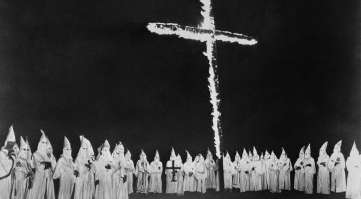 Así fue como Superman reveló los códigos secretos del Ku Klux Klan en Estados Unidos. 13/03/16