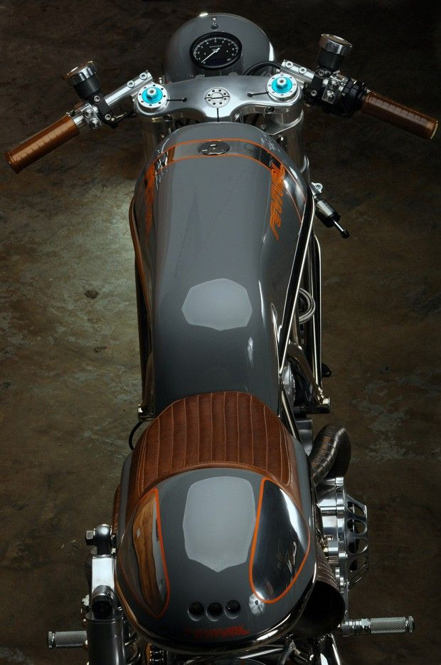 2006 Ducati Sport Classic par Revival