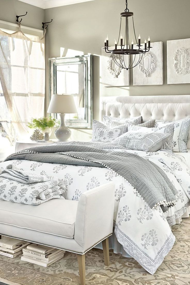 15 Anything But Boring Neutral Bedrooms White Bedroom for