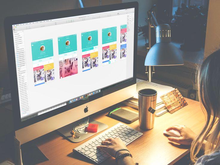 Case Study: Saily App. Designing UI – Medium