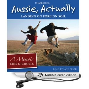 'Aussie, Actually' is now on Audible. The book is an honest and humorous account of Lois Nicholls' new life on foreign soil – battling through endless Brisbane summers, the struggles to make new friends, coming to terms with leaving her family behind and understanding the quirks of living in Australia.