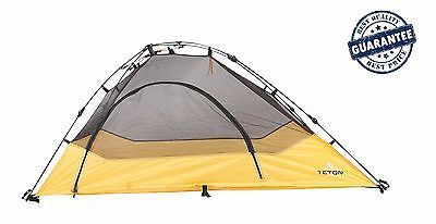 1 Man Tent Quick Setup Tent 1 Person Backpacking Tent Teton Sports Outfitter Xxl