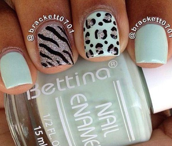 Leopard and zebra ❤️