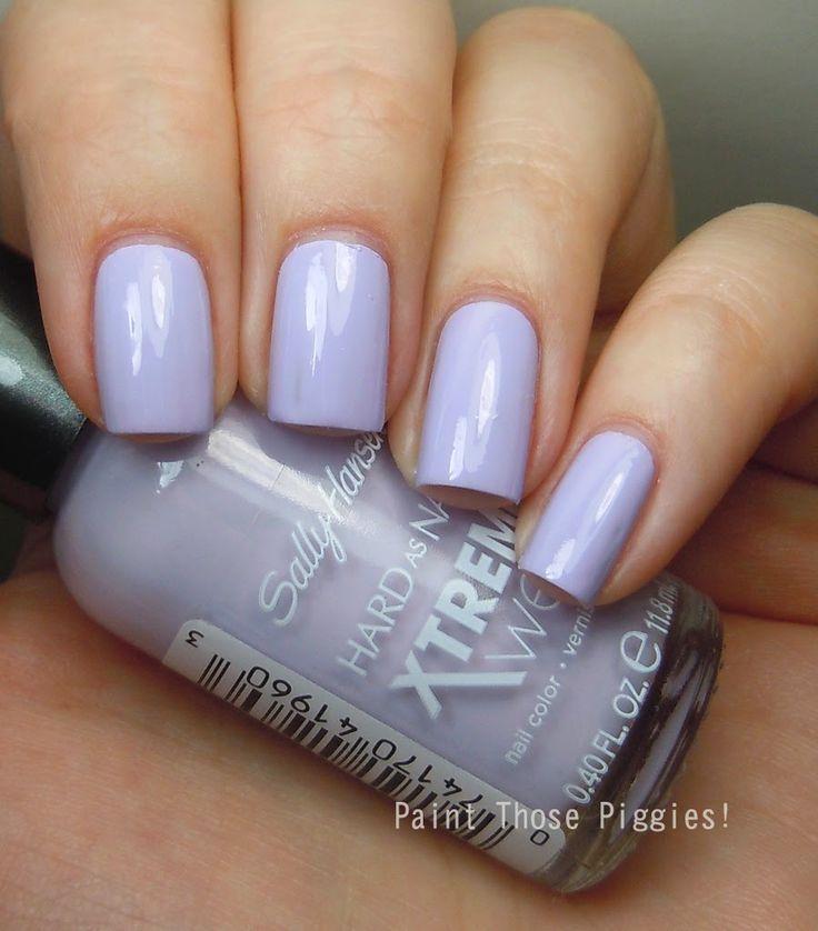 Paint Those Piggies!: Sally Hansen Electric Summer (4 polishes)