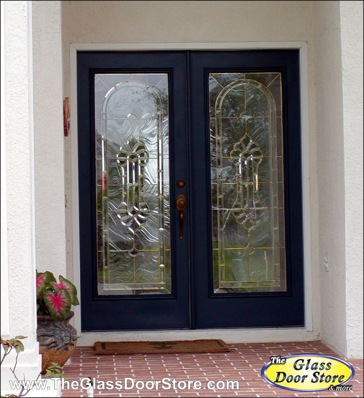 Fiberglass Entry Doors With Glass Inserts : Best images about front doors with glass on pinterest