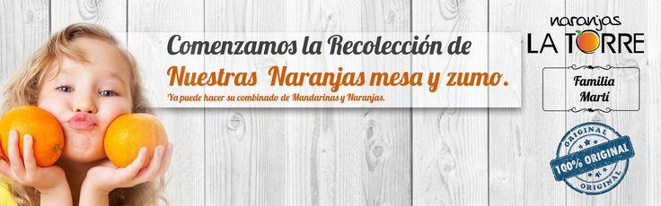 http://www.naranjaslatorre.com/es/ - Comprar naranjas online  Comprar naranjas online. Desde 1986, Naranjas La Torre cuida con dedicación y excelente cuidado una de las frutas más sabrosas, sanas e imprescindible en todos los hogares. #salud, #fruta, #agricultura, #comercio, #dieta, #naranjaslatorre