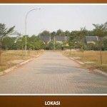 Lokasi perumahan Nusa Loka Park BSD City.