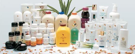 Forever Living Products, alle pruducten met 30 dagen geld terug garantie bij niet tevredenheid.