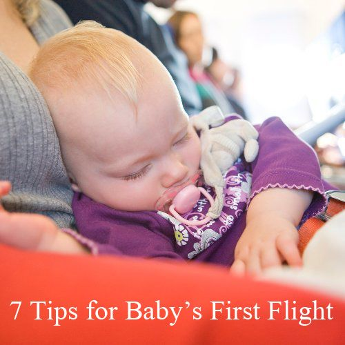 'Tis the season to visit relatives! So what do new parents need to know about flying with baby before they depart? For a better flight with your little one, check out these seven great tips on everything from what to pack to when to arrive. Originally published on Lil Sugar.