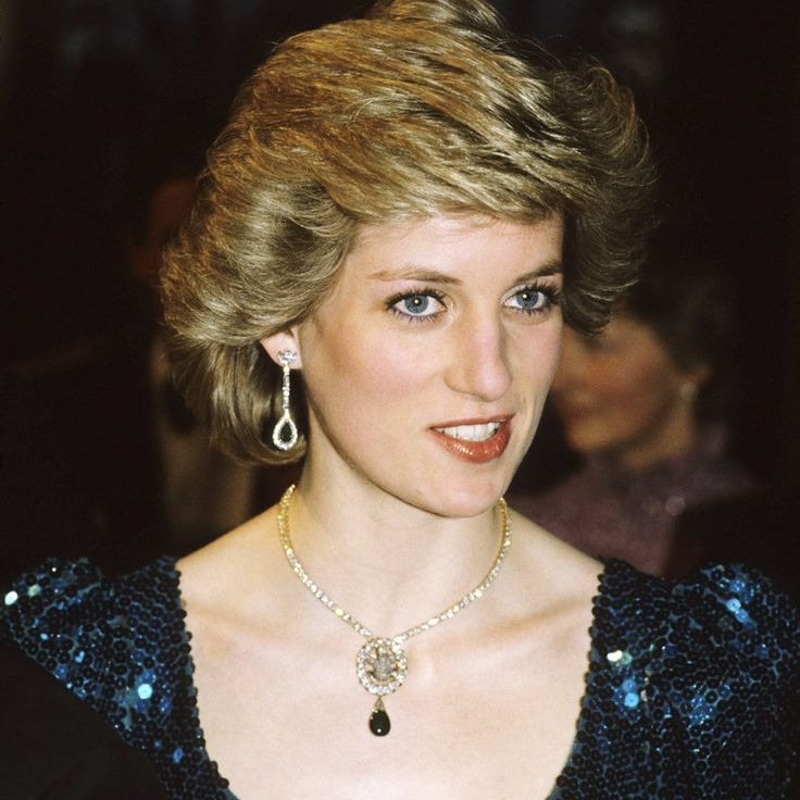 Best 25+ Princess Diana Hairstyles Ideas On Pinterest