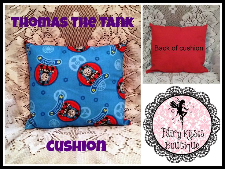 Thomas the Tank Cushion Available for sale