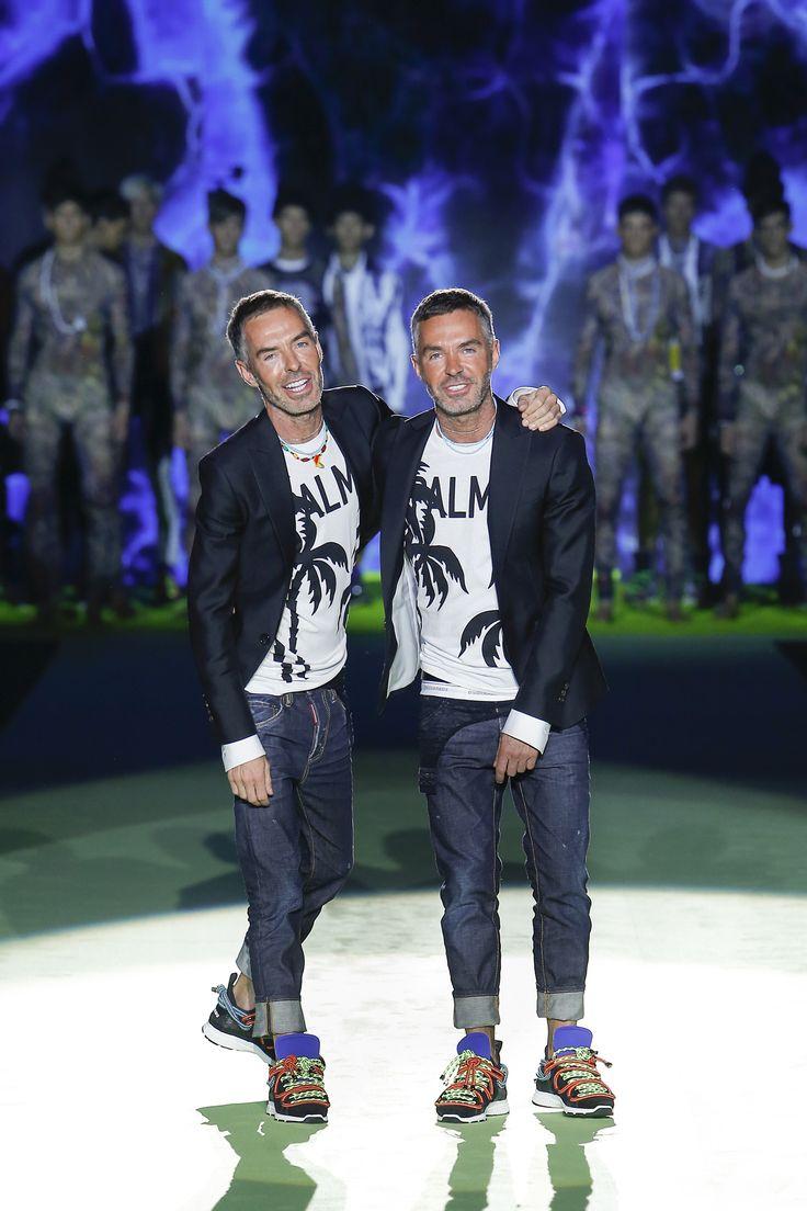 Fashion, Designer,. Dean and Dan Caten