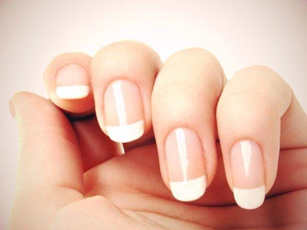 Чтобы ногти всегда выглядели ухоженными и были белыми