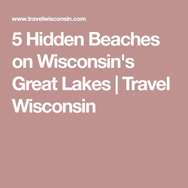 5 Hidden Beaches on Wisconsin's Great Lakes   Travel Wisconsin