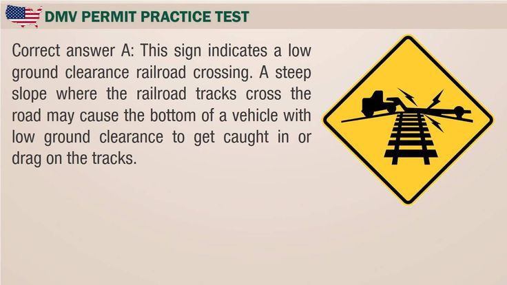 Road signs practice test: Massachusetts RMV road signs permit practice 8