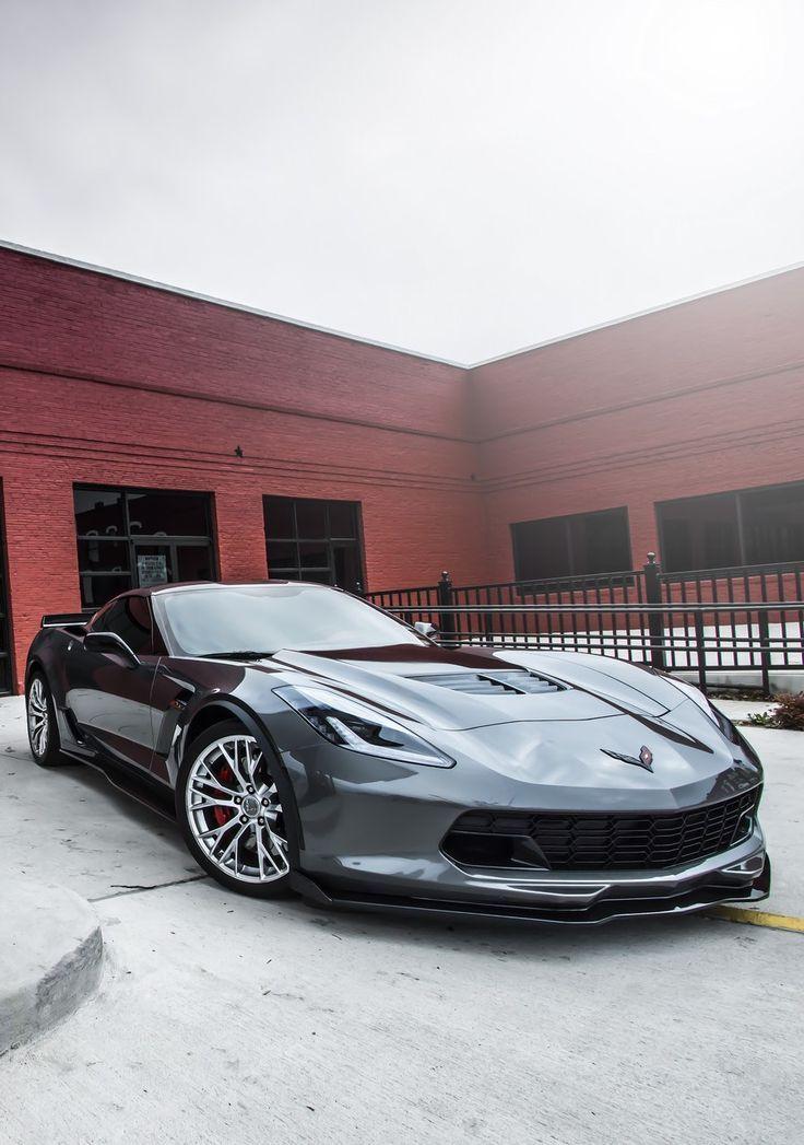 Chevrolet Corvette C7 Stingray More