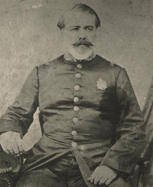 Luís Osório, Marechal do Exército do Império do Brasil, herói da Guerra do Paraguai, da Guerra do Prata, da Guerra da Cisplatina e da Guerra de Independência do Brasil.