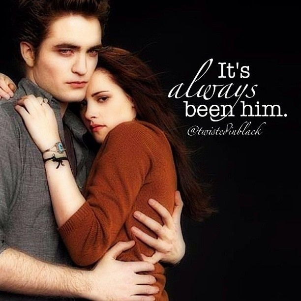 Each one of my mantras comes from the Twilight saga ❤️