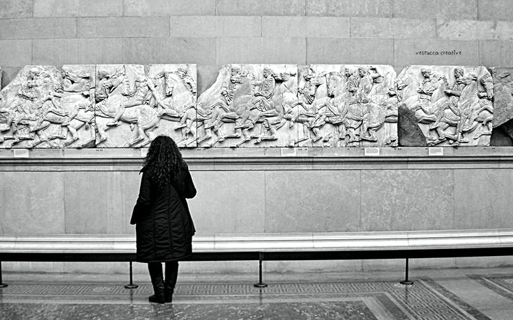 British museum (Parthenon), London