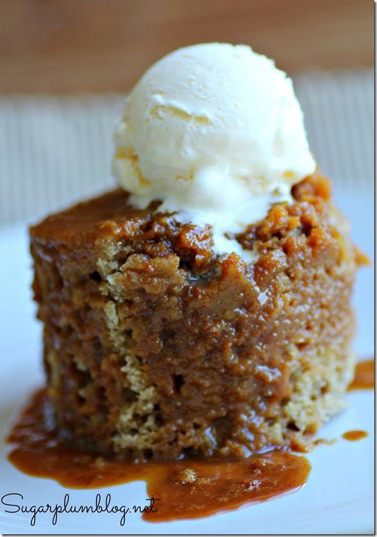 Butterscotch Pudding Cake | !!BEST DESSERTS!! | Pinterest
