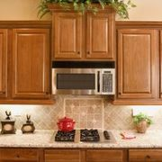 Over the Stove Microwave Installation Height   eHow