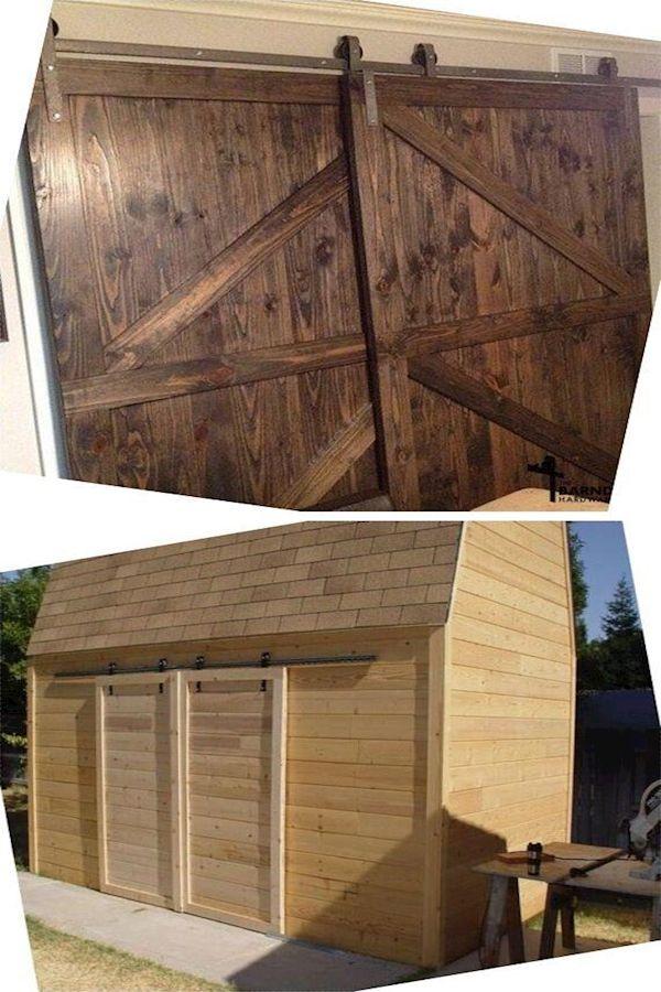 Metal Barn Doors Outdoor Sliding Barn Door Hardware Old