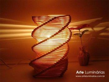 Luminárias Artesanais para Dormitórios