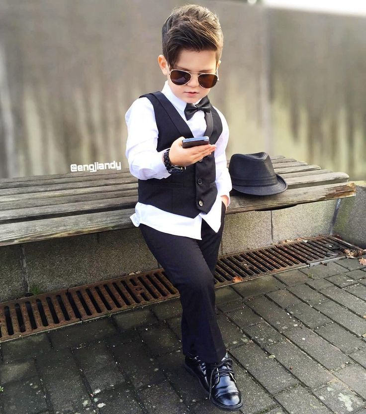 Kid Haircuts With Outfit: 15 Best Kid Haircuts With Outfit Images On Pinterest