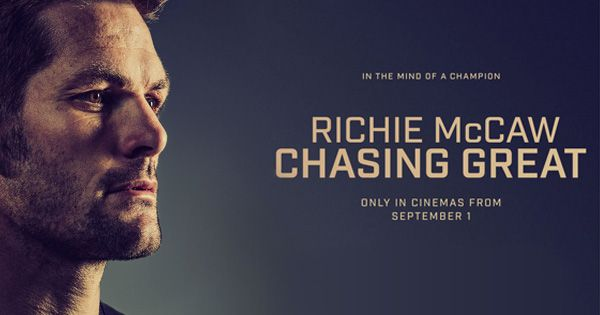 New Richie McCaw documentary CHASING GREAT looks epic — Rugby videos of tackles, tries, funny incidents and more - Rugbydump.com