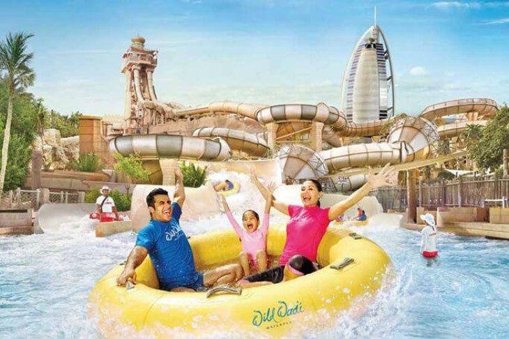 15 dos melhores parques aquáticos do mundo para se divertir