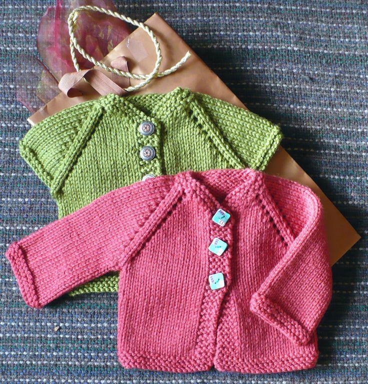 Baby/Preemie sweater: Preemie to 6 months