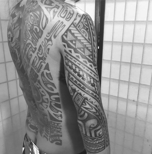 251 Best Images About Polynesian Tattoos By Keahi Raikes