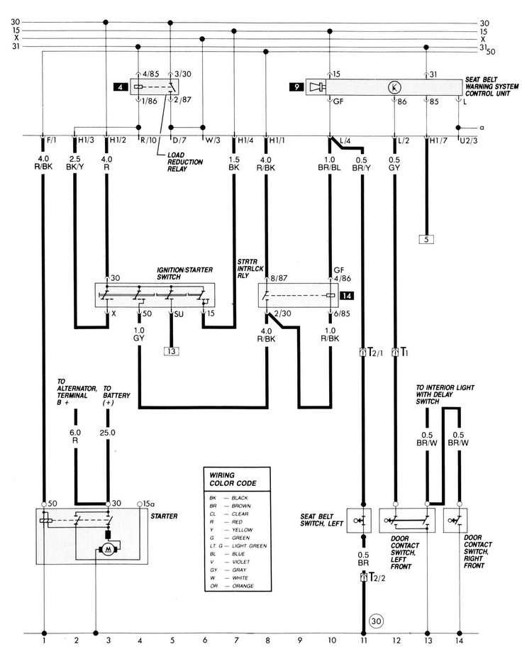Beautiful Wiring Diagram Vw Alternator  Diagrams